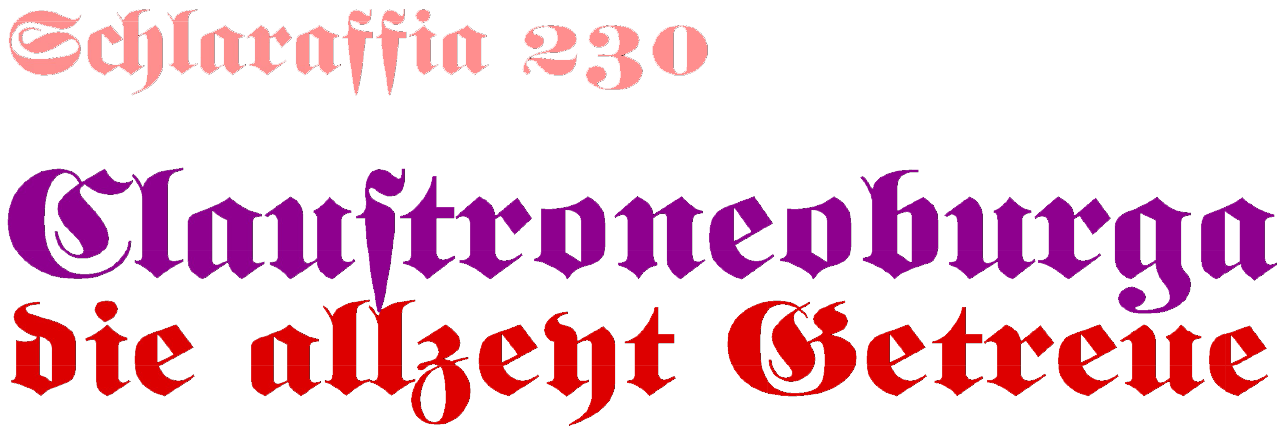 Claustroneoburga